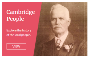Button: Cambridge People
