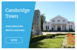 Button: Cambridge town