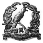 Waikato Mounted Rifles Cap Badge