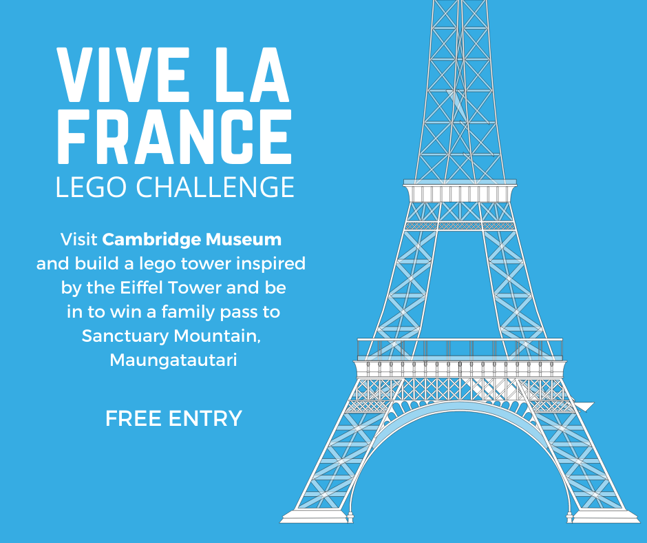 Lego Challenge at Cambridge Museum